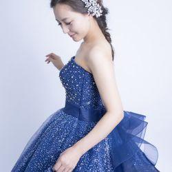 前撮り-カラードレスの写真 2枚目