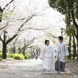 前撮り(大阪城)の写真 1枚目