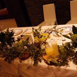 会場装飾装花の写真 14枚目