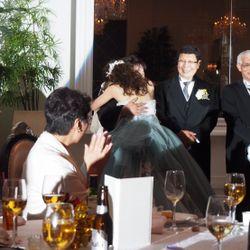 披露宴カラードレスの写真 9枚目