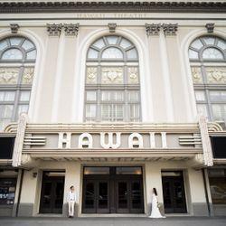 ハワイ挙式_ダウンタウン撮影の写真 3枚目