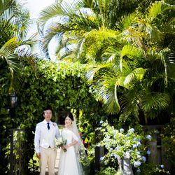 ハワイ挙式_挙式の写真 2枚目