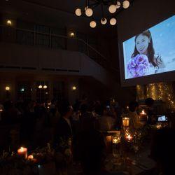 披露宴 Instyle wedding kyoto (HENRY HALL)の写真 1枚目