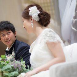 披露宴 Instyle wedding kyoto (HENRY HALL)の写真 10枚目