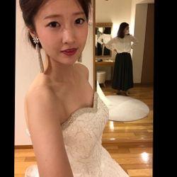 ウェディングドレスの写真 38枚目