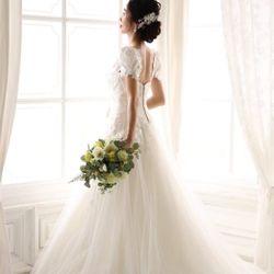 素敵なドレスショップ、フローリスト、ヘアメイク様と。の写真 6枚目