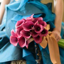 披露宴会場 料理 ブーケ 装花 小物 ケーキ 指輪 両親贈呈品 プチギフトなど の写真 53枚目