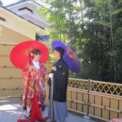 前撮り 華雅苑  沼袋氷川神社の写真 2枚目