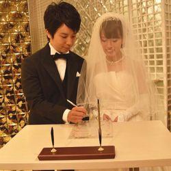 結婚証明書の写真 3枚目