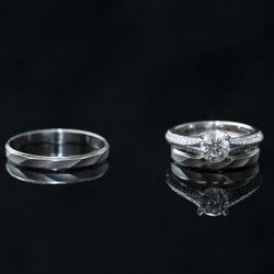 婚約・結婚指輪の写真 3枚目