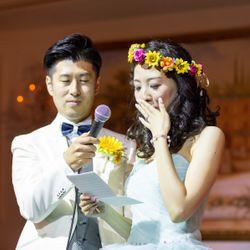 花嫁の手紙~退場の写真 1枚目
