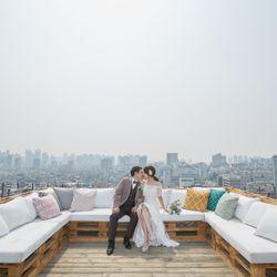 韓国前撮りの写真 2枚目