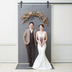 オリジナル婚姻届けの写真 2枚目