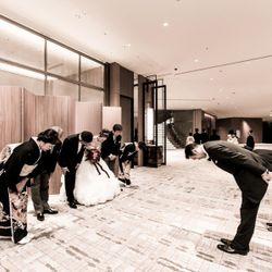 披露宴ウエディングドレスの写真 11枚目
