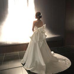 挙式ウェディングドレスの写真 5枚目