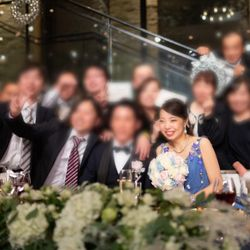 披露宴〜お色直し〜の写真 3枚目