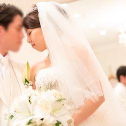 挙式前〜メイクルーム撮影〜の写真 2枚目