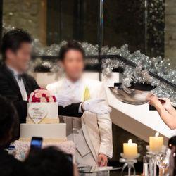 披露宴〜ウェディングドレス〜の写真 3枚目
