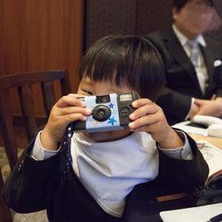 子供カメラマンの写真 1枚目