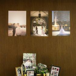 会場装飾 装花 *.+゜の写真 5枚目