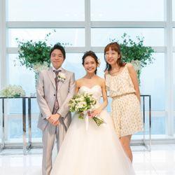 tokyo wedding ceremonyの写真 11枚目