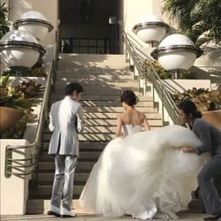 hawaii wedding partyの写真 1枚目