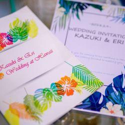 wedding item hawaiiの写真 6枚目