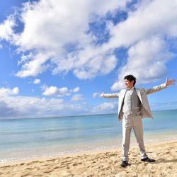 前撮り@ハワイの写真 11枚目