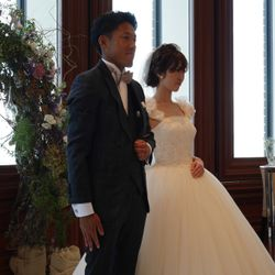 wedding  ceremonyの写真 10枚目