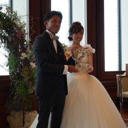 wedding  ceremonyの写真 6枚目