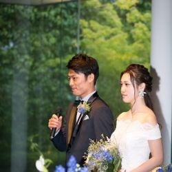 結婚式(お色直し入場〜お見送り)の写真 23枚目