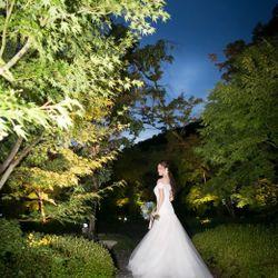 結婚式(日本庭園)の写真 9枚目