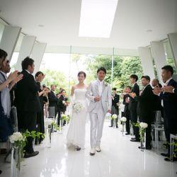 結婚式(お支度~挙式)の写真 2枚目
