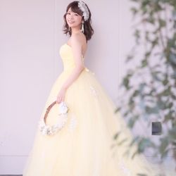color dressの写真 2枚目