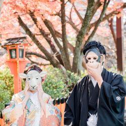 UMORE WEDDING 前撮りの写真 6枚目