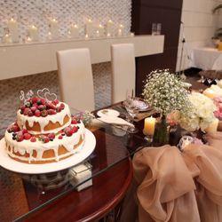 wedding cakeの写真 9枚目