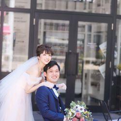 wedding dressの写真 2枚目