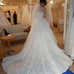 ドレス選びの写真 7枚目