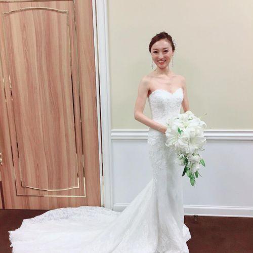 1.5次会ドレスの写真 1枚目