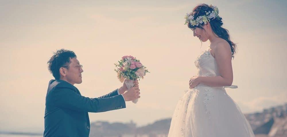 プロポーズのエピソード&タイミング ~先輩花嫁1000人に聞きました~のカバー写真 0.479