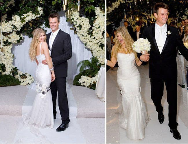 Fergie-Wedding-Dress