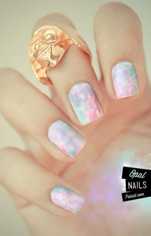 20-playful-and-fancy-wedding-nails-ideas-15-500x781