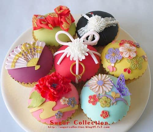 Japanese-Wedding-Cupcakes