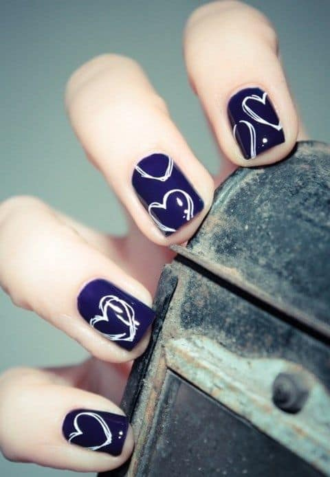 awesome-winter-wedding-nails-ideas-12
