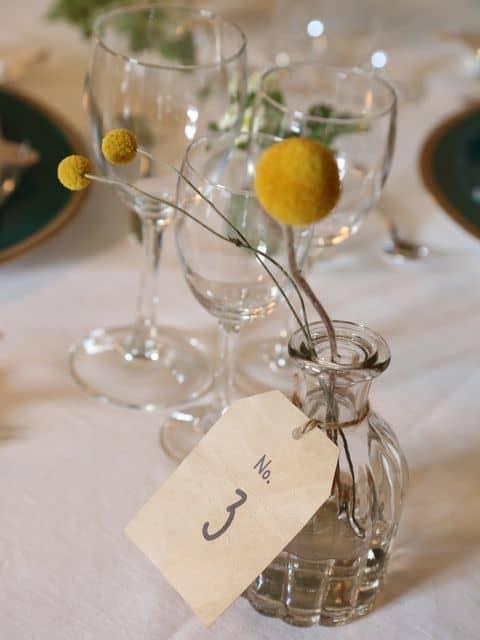 自由学園明日館での結婚式―装花