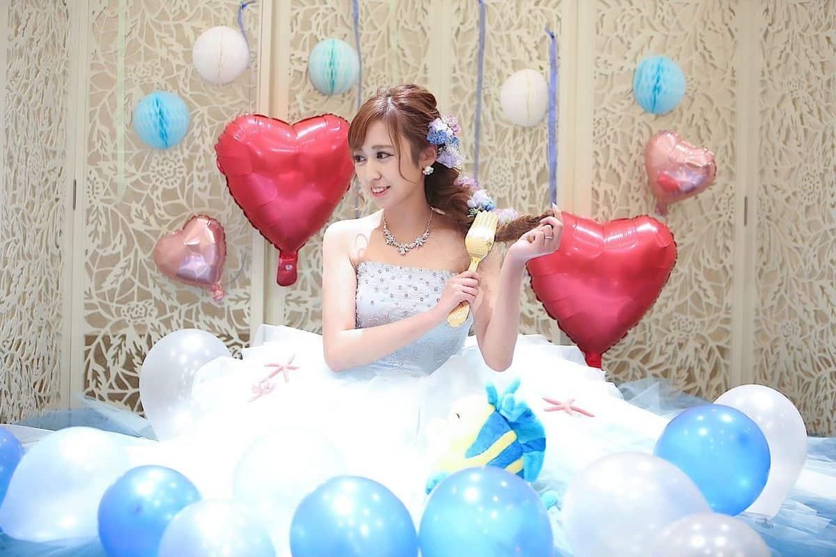 【リトルマーメイド】結婚式で誰もがアリエルになれるアイディアのカバー写真 0.6666666666666666