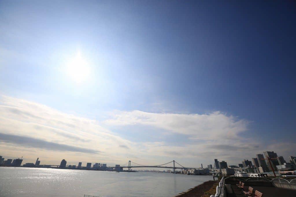 インターコンチネンタル東京ベイ 海