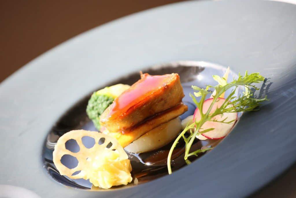 インターコンチネンタル東京 料理