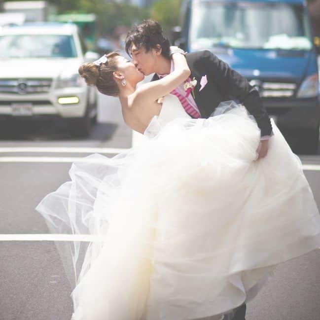 先輩花嫁のハワイ挙式レポ♡ザ・カハラ・ホテル&リゾートのカバー写真