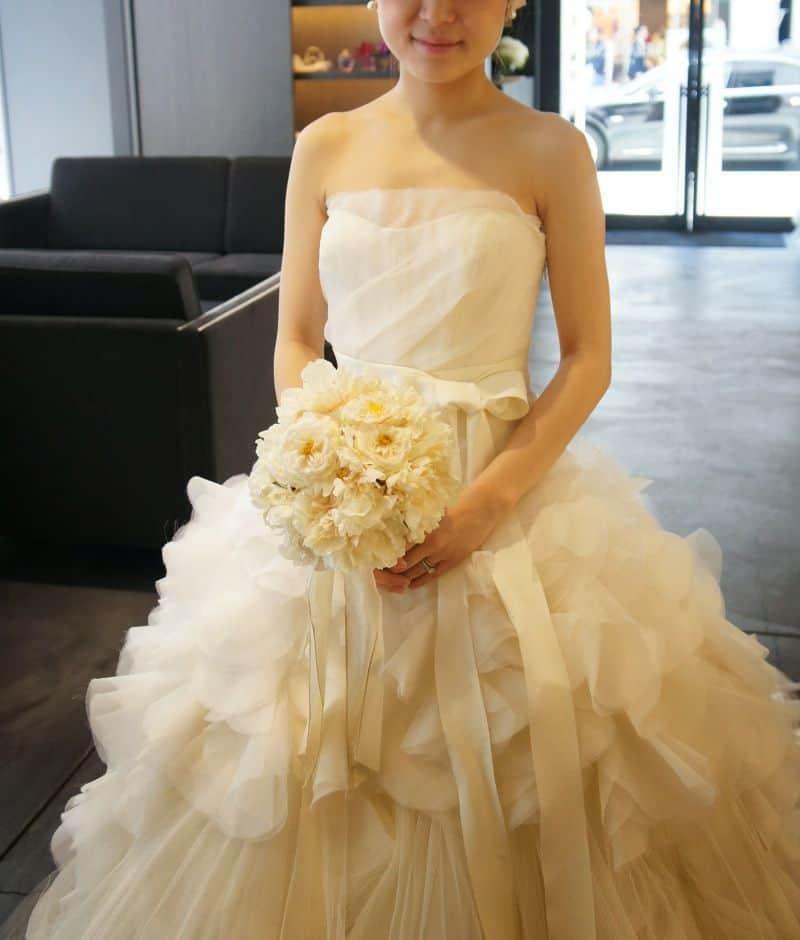 花嫁ブログは最強の味方。
